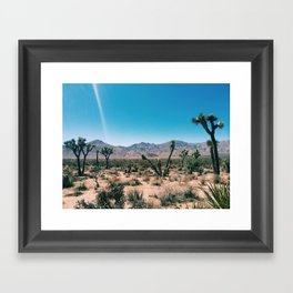 J1 Framed Art Print