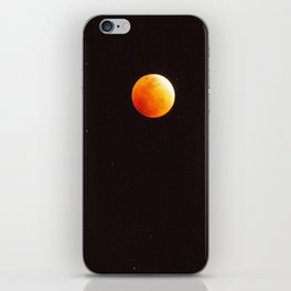 Blood Moon iPhone Skin