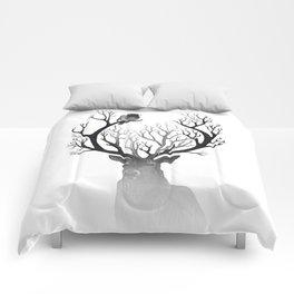 The black deer Comforters