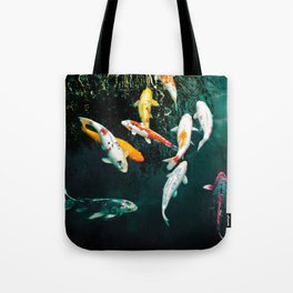 one fish, two fish... Tote Bag