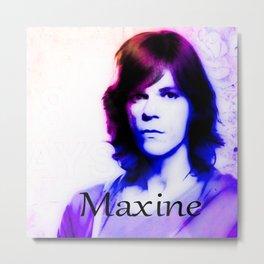 Maxi Metal Print