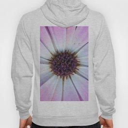 Purple Flower Hoody