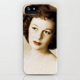 Susan Hayward iPhone Case