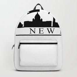 skyline new delhi Backpack