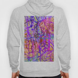 Big Blue Mess Hoody