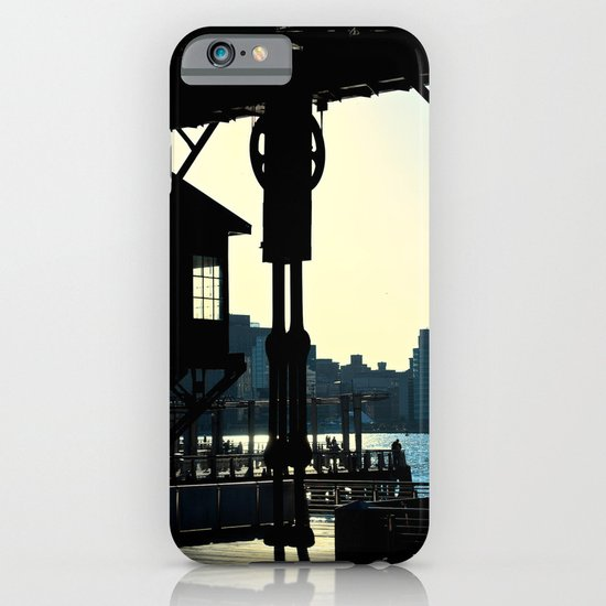 Long Island Pier iPhone & iPod Case