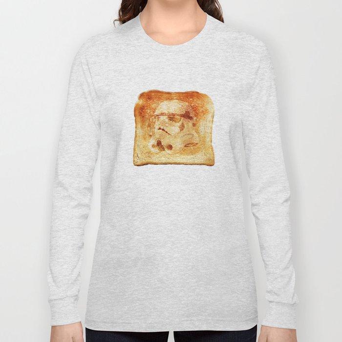 Stormtrooper Toast Long Sleeve T-shirt