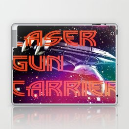 Laser Gun Carrier Laptop & iPad Skin