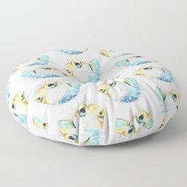 Pufferfish - Puffed up Floor Pillow