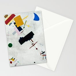 Kazimir Malevich - Suprematism Stationery Cards