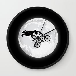 Extreme Terrestrial Wall Clock
