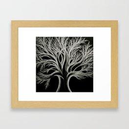 Growth. Framed Art Print
