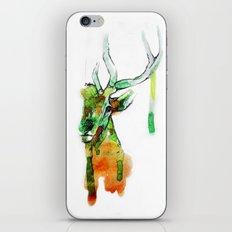 Deerface iPhone & iPod Skin