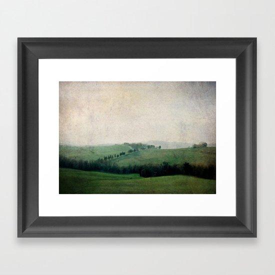 Toscana Vintage II Framed Art Print