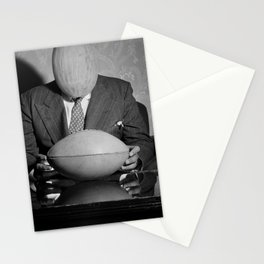 Mr Melon wondering what that is. 1942. Stationery Cards