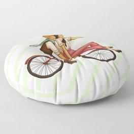 Adrinette Floor Pillow