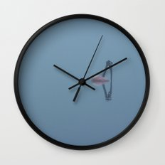 Please hold on to me Wall Clock