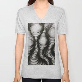 Waves of Value Unisex V-Neck