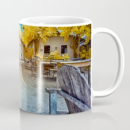 Trancoso Little Houses Coffee Mug