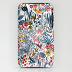 Flowers iPhone (3g, 3gs) Slim Case