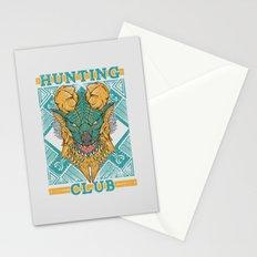 Hunting Club: Jinouga Stationery Cards