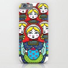 16bit Matrioska Slim Case iPhone 6s