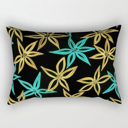 Simply flowers 1 Rectangular Pillow
