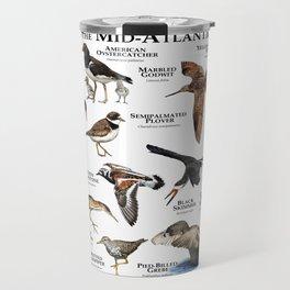Birds of the Mid-Atlantic Coast Travel Mug