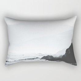 The Cliffside Rectangular Pillow