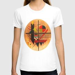 Kandinsky – Intimate Communication T-shirt