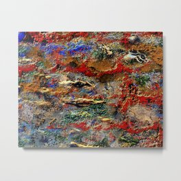 Abstract: Revisited, Version#1 Metal Print