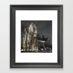 Beautiful at night or day Framed Art Print