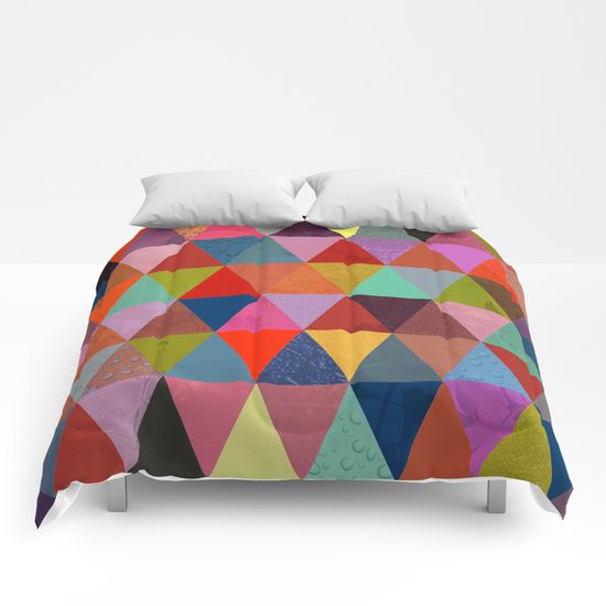 Abstract #287 Comforters