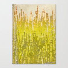 drip drops Canvas Print