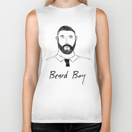 Bear Boy: Suited & Booted Biker Tank