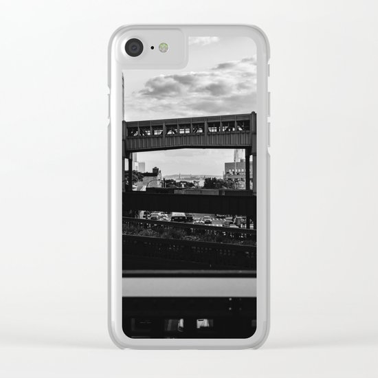 The Highline III Clear iPhone Case