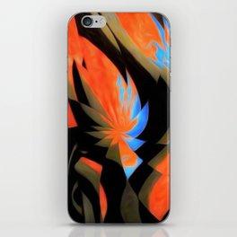 TURQ OR iPhone Skin