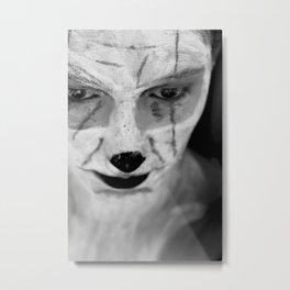 Clownaphobia Metal Print