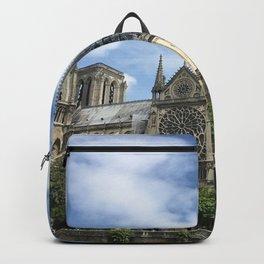 Paris, France - Notre Dame Backpack