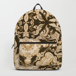 A Modern Vintage Dream (umber background) Backpack