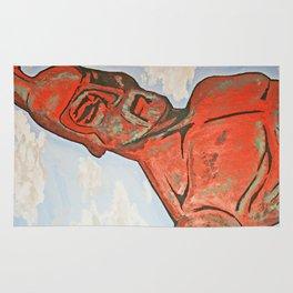 Talos of Jason and the Argonauts Rug