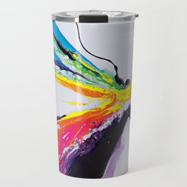 Abstract Art Britto - QB295 Travel Mug