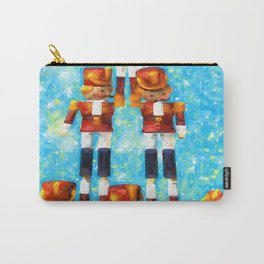 Toy Soldiers Carry-All Pouch