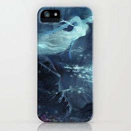 You are in my dream iPhone Case