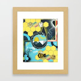 Nectar Framed Art Print