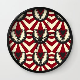 LOVE FOREVER TTY N10 Wall Clock