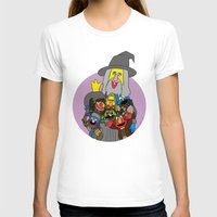 elmo T-shirts featuring Can you tell me how to get to Erebor? by Mhyin