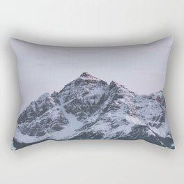 mood mountain Rectangular Pillow