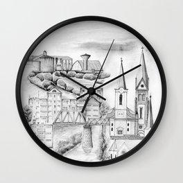 Ludus Wall Clock