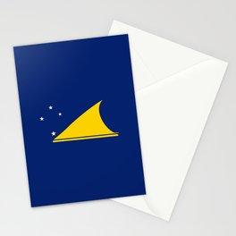 Flag of Tokelau Stationery Cards